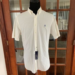 Ralph Lauren Classic Fit Shirt New with Tags
